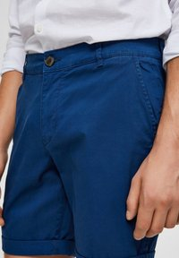 Selected Homme - SLHSTRAIGHT PARIS - Shorts - estate blue - 3