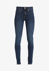 Calvin Klein Jeans - CKJ 011 MID RISE SKINNY  - Jeans Skinny Fit - amsterdam blue mid - 5