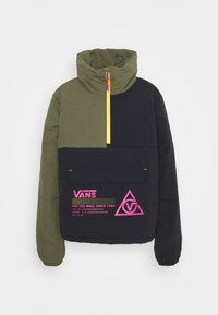 Vans - SUPPLY PUFF - Light jacket - grape leaf - 4