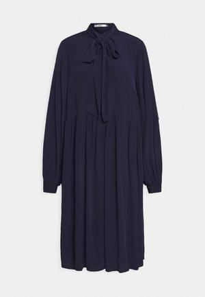 ENISEGZ SHORT DRESS  - Day dress - peacoat