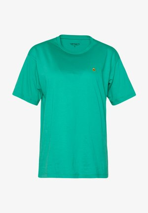 CHASY - Basic T-shirt - light green