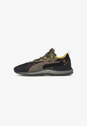 Trainers - burnt olive-puma black-pink