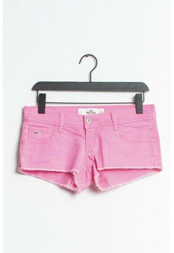 Jeansshort - pink