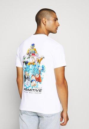 RESURRECTION TEE - Print T-shirt - white