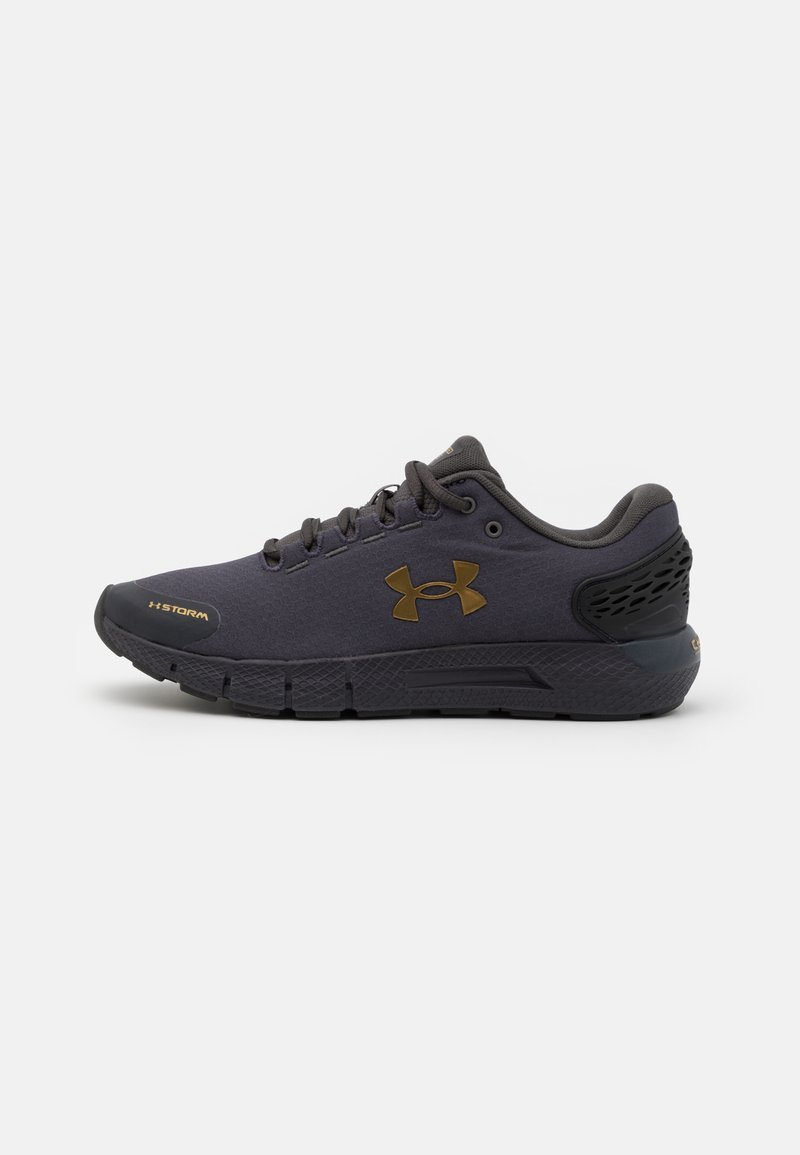Under Armour - CHARGED ROGUE 2 STORM - Zapatillas de running neutras - blackout purple