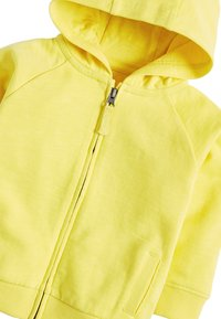 Next - LIGHTWEIGHT  - Mikina na zip - yellow - 2