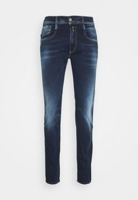 Replay - ANBASS HYPERFLEX REUSED X LITE - Slim fit jeans - dark blue - 0