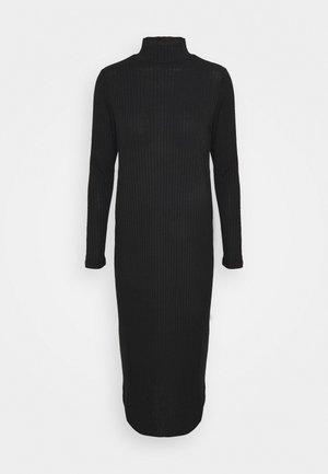 PCMOLLY DRESS - Jumper dress - black