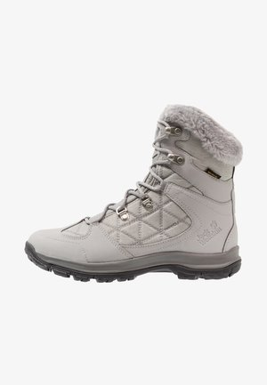 THUNDER BAY TEXAPORE MID - Vinterstøvler - light grey/grey