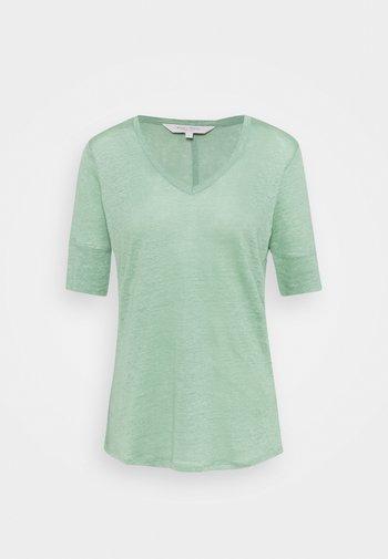 CURLY - Basic T-shirt - granite green