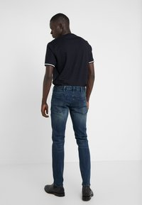 Emporio Armani - Jeans slim fit - denim blu - 2