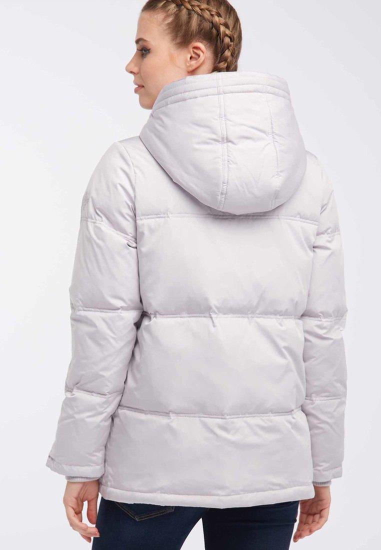 Cheap And Nice Women's Clothing myMo Winter jacket purple WiTnVA4eG