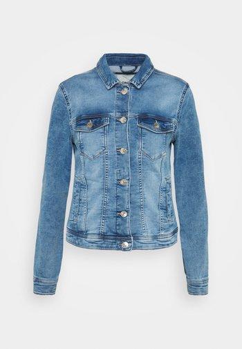 ONLTIA LIFE JACKET - Jeansjakke - light blue denim