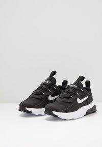 Nike Sportswear - AIR MAX 270 RT - Sneakers basse - black/white - 3