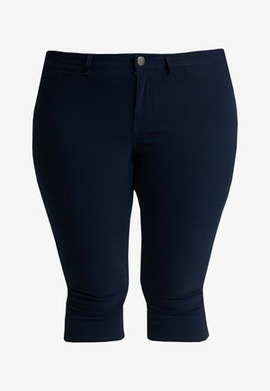 JRQUEEN MASJA SLIM KNICKERS - Pantalones - navy blazer