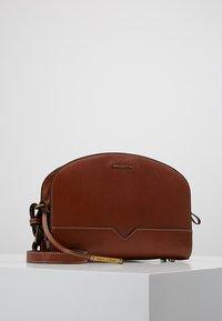 Marc O'Polo - Across body bag - authentic cognac - 0