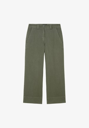Trousers - olive garden