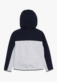 Lacoste - Zip-up hoodie - navy blue/silver chine - 1