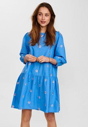 Day dress - ultramarine