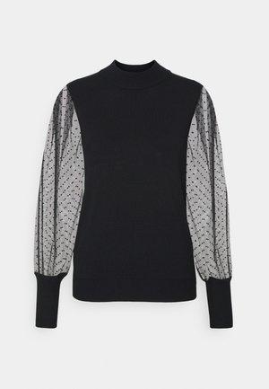 FQDOTKA - Pullover - black