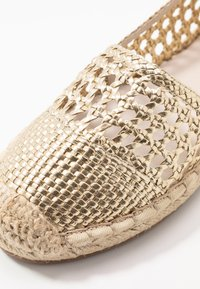 Cosmoparis - HALINE - Espadrilky - or - 2
