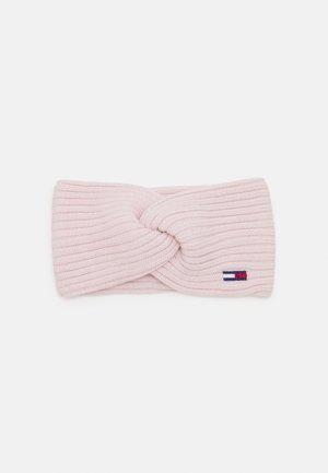 FLAG HEADBAND - Ear warmers - pale pink