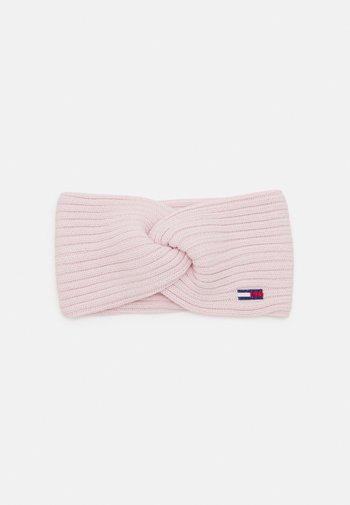 FLAG HEADBAND - Ørevarmere - pale pink