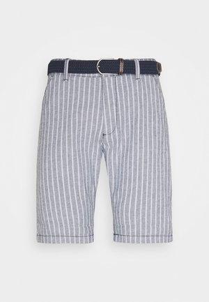 LLEIDA - Shorts - navy
