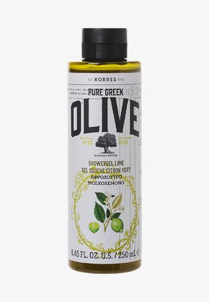 OLIVE & LIME SHOWER GEL - Shower gel - -