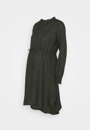 MLZION LIA WOVEN DRESS - Day dress - duffel bag