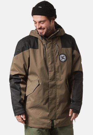 MOZINE - Snowboard jacket - tarmac