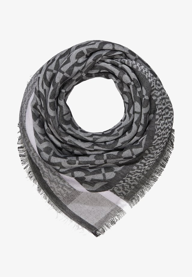 Foulard - black/light mauve