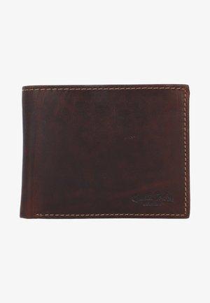 PAWEL - Wallet - dark brown