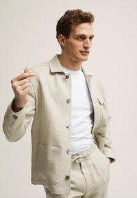 Bläck - Summer jacket - beige - 0