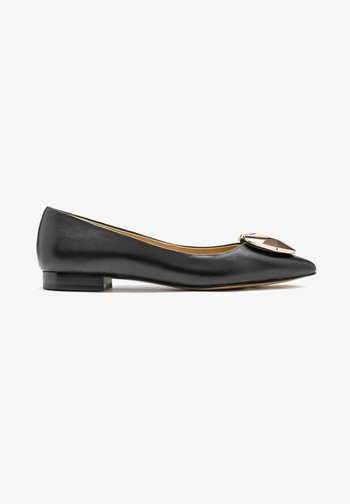 NIXIE - Ballet pumps - black