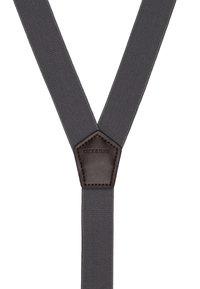 Only & Sons - ONSBOWTIE SUSPENDER SET - Bow tie - glacier gray - 2