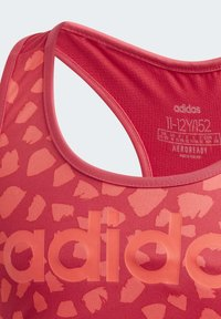 adidas Performance - SPORTS BRA TOP - Sport BH - pink - 4