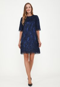 Madam-T - Cocktail dress / Party dress - blau - 1