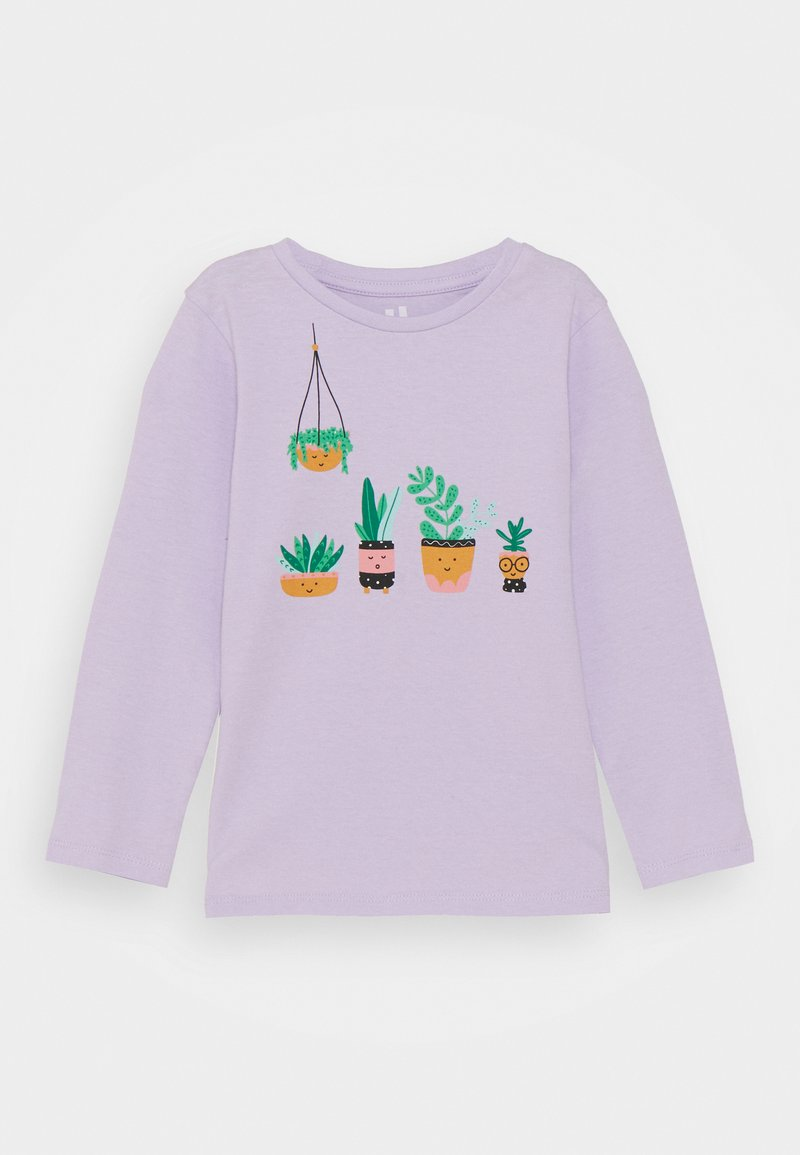 Cotton On - PENELOPE LONG SLEEVE TEE - Top s dlouhým rukávem - vintage lilac