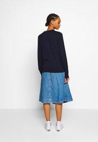 Lacoste - AF5475 - Sweater - navy blue - 2