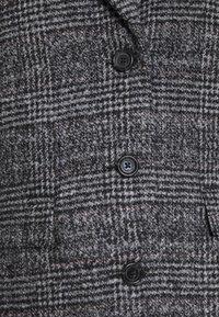 Levi's® - COCOON COAT - Classic coat - danbunite caviar plaid - 6