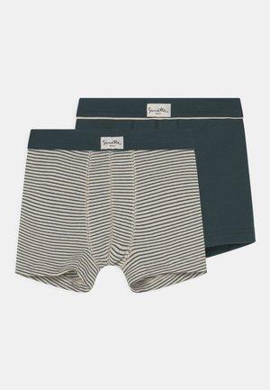 MINI PURE 2 PACK - Pants - deep sea