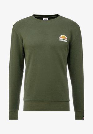DIVERIA - Sweatshirt - khaki