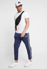 Nike Sportswear - PANT TRIBUTE - Tracksuit bottoms - midnight navy/white - 1