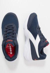Diadora - EAGLE 3 - Neutral running shoes - classic navy/white - 0