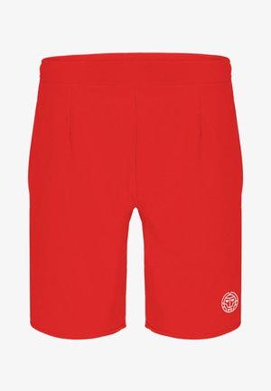 HENRY  - Korte sportsbukser - red