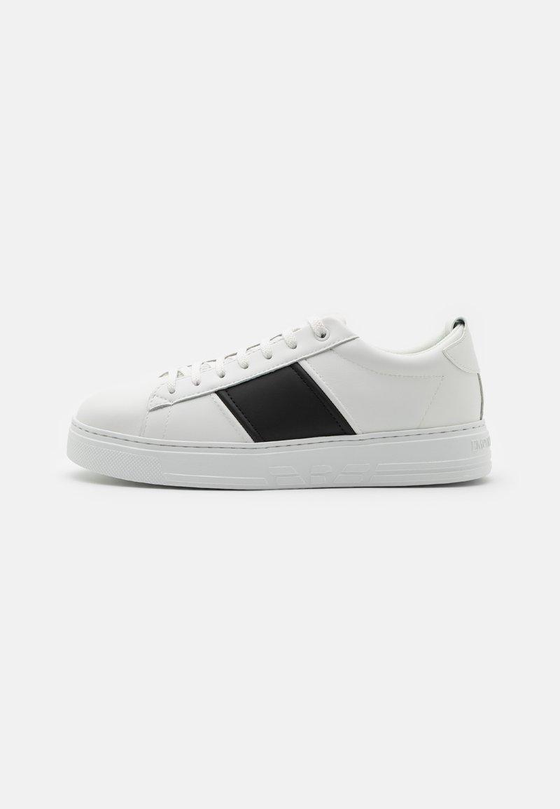 Emporio Armani - Sneakers laag - white