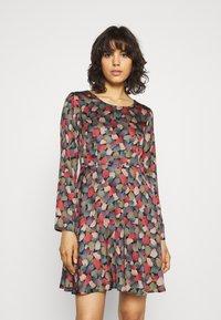 Molly Bracken - LADIES WOVEN DRESS - Day dress - greenpark khaki - 0