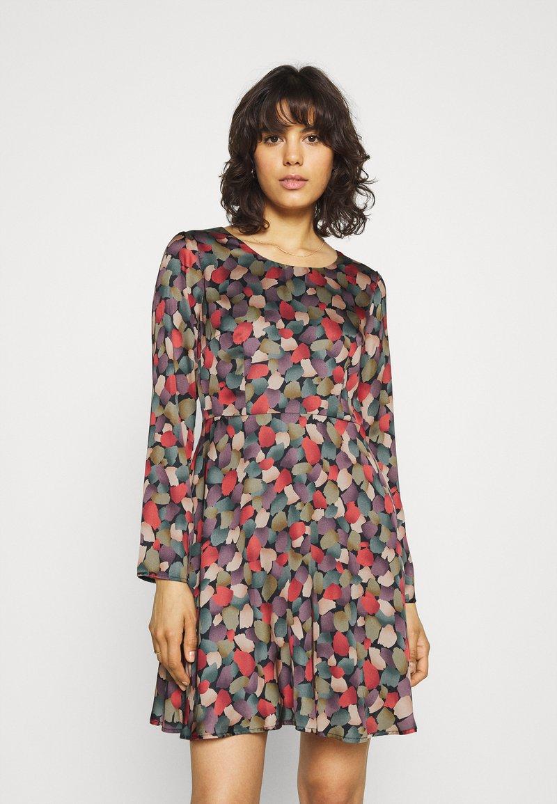 Molly Bracken - LADIES WOVEN DRESS - Day dress - greenpark khaki