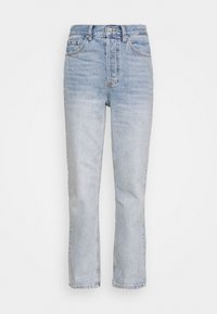 Topshop - PARALLEL - Jeansy Relaxed Fit - bleached denim - 3